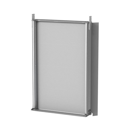 창문형 에어컨 별도 키트(옵션1) / 중간 높이 창문용 149~204cm
