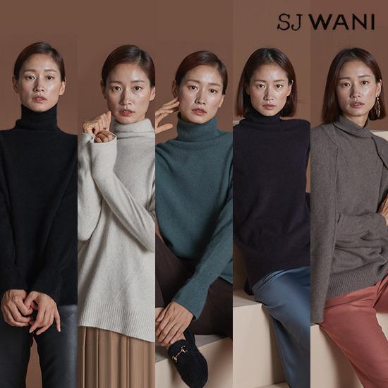 [런칭가79,000원]SJ WANI 폭스 울니트