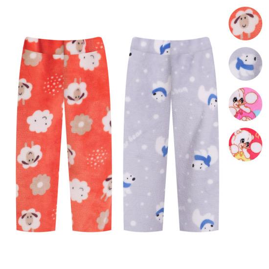 모스트 아동 수면 잠옷 바지 (4type) WINTER01