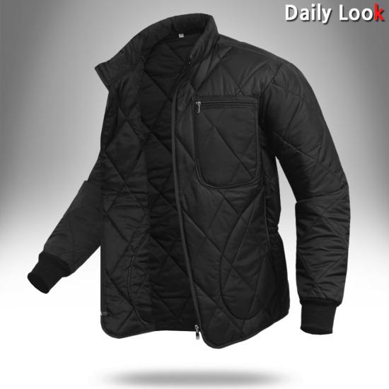 [루찌] DW-차이나 포켓 깔깔이 방한복/겨울작업복/솜바지/패딩점