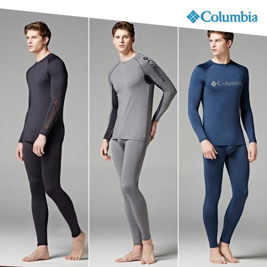 [컬럼비아] 남성 동내의 1차 상하의 2종 택일