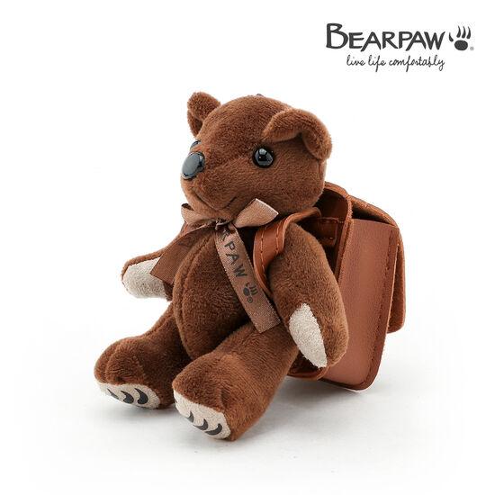 [GS특가]베어파우(BEARPAW) 곰인형 키링 에어팟 케이스 BPAC002L