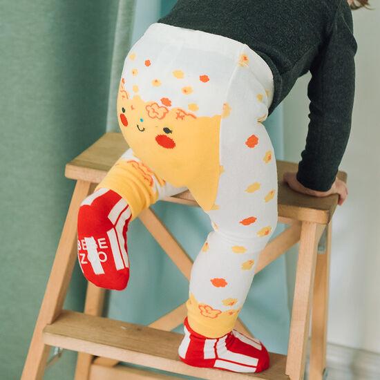 베베쥬 몽글팝콘 스패츠+양말SET