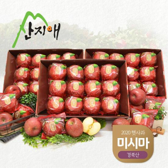 [산지애] 씻어나온 사과 9kg