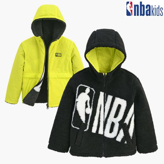 [][NBA KIDS]NBA 인앤아웃 리버서블 플리스 점퍼