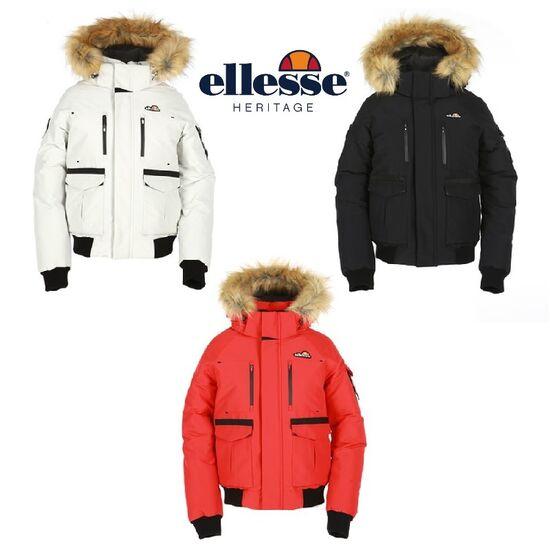 [엘레쎄]EH4FHDH652 여성 야상 숏 덕다운 자켓