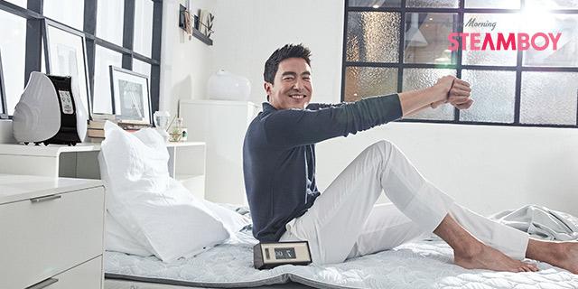 [스팀보이] All foam 온수매트