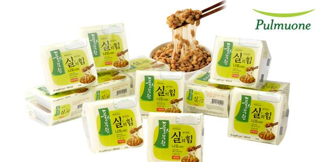 [풀무원] 100%국산콩으로 만든 신선한 나또 52팩